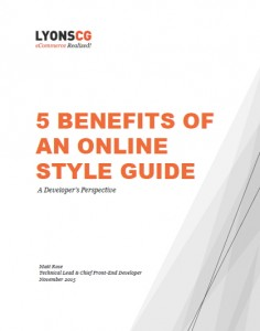 style guide cover 1118