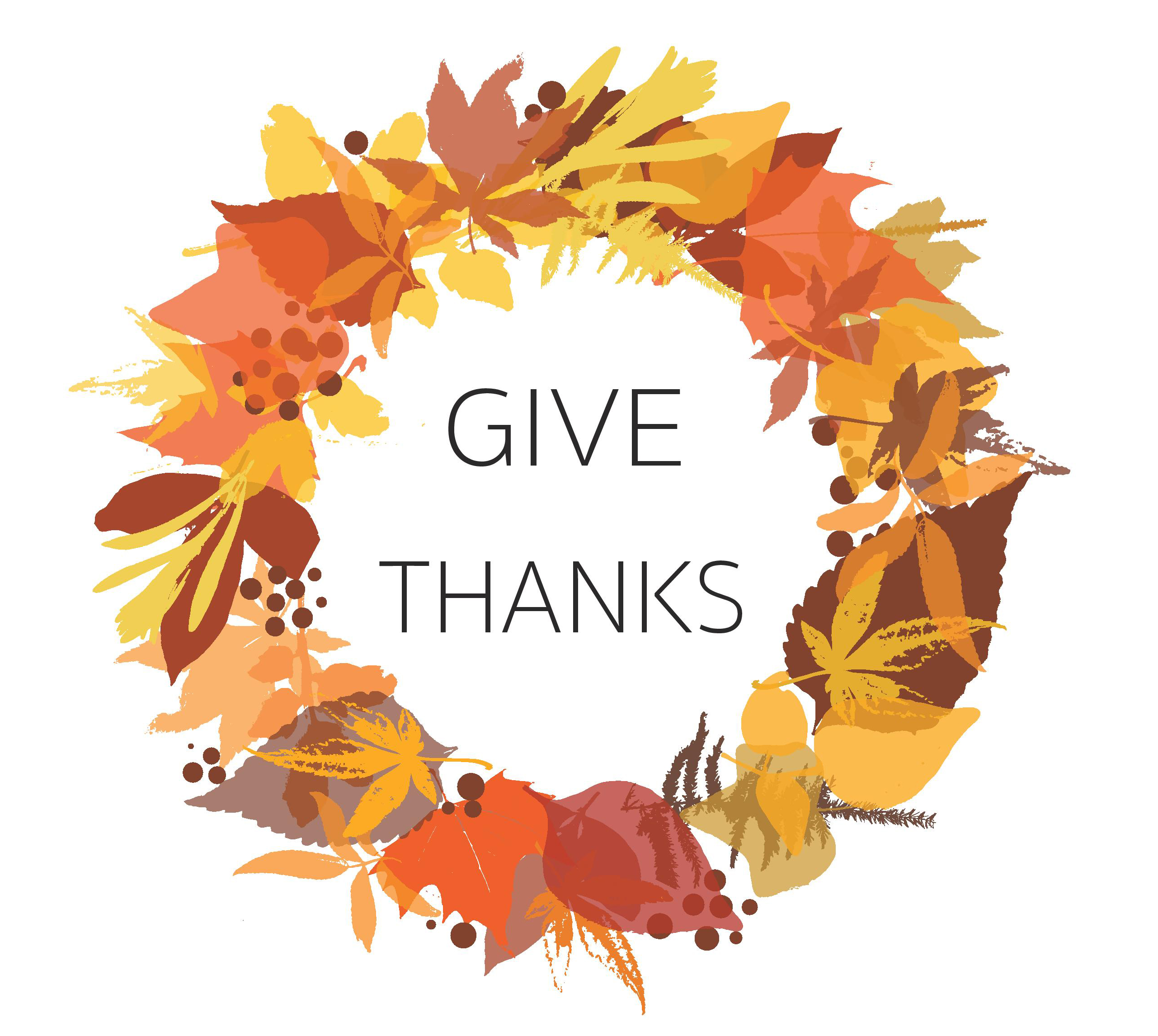 give thanks_ecommerce
