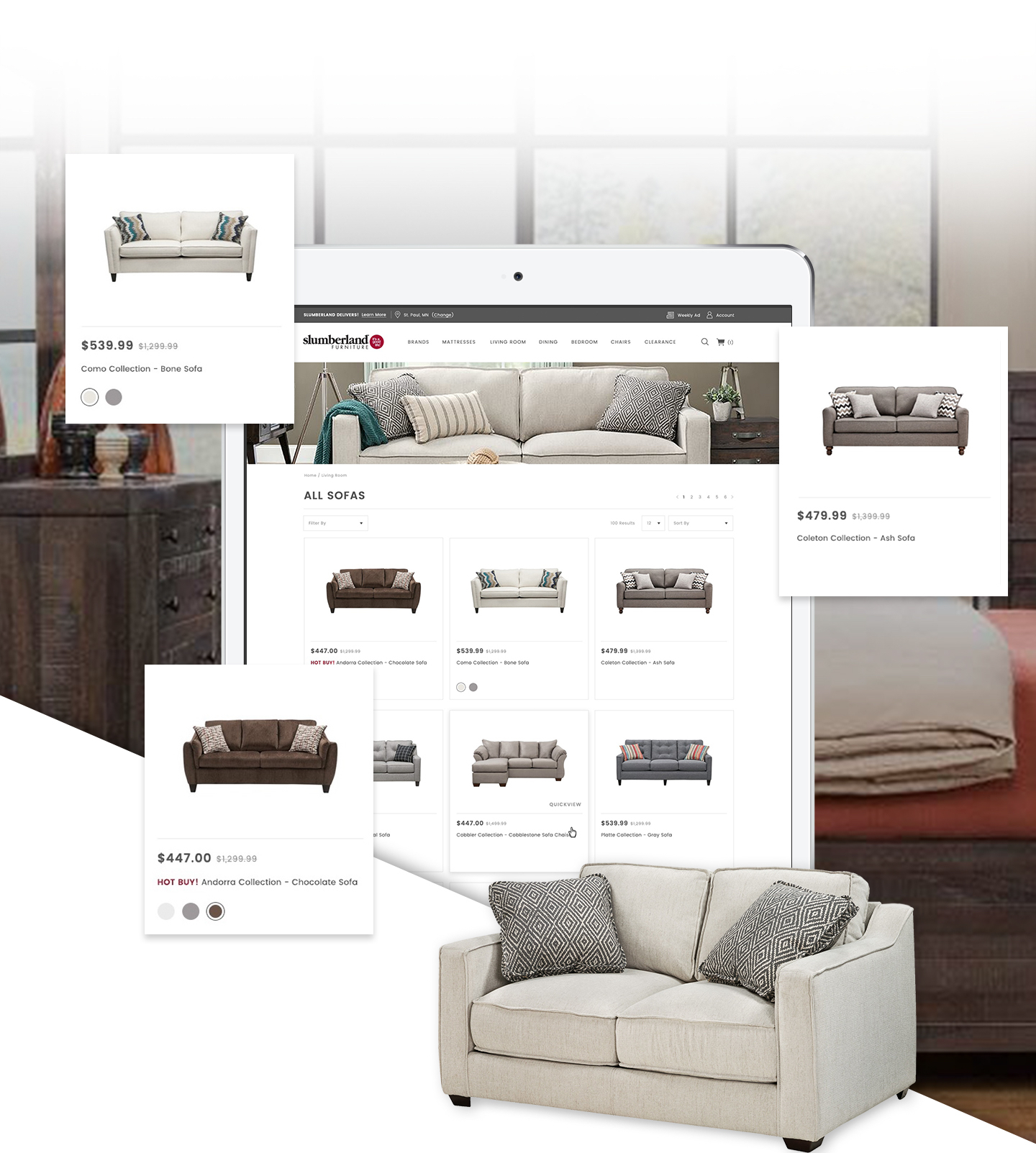 Furnishing A Premier Digital Experience